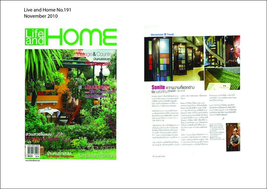 LIVE&HOME 2010