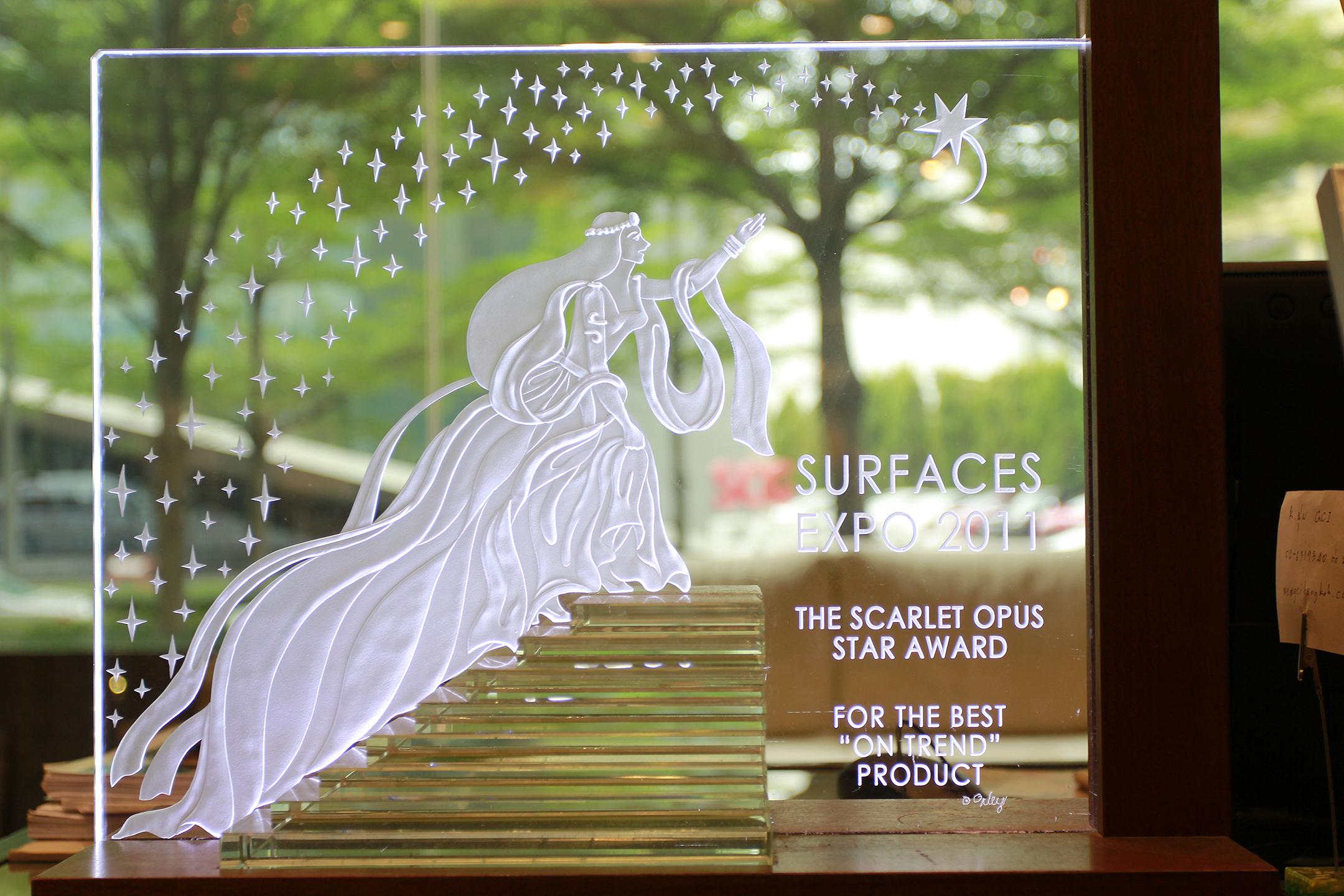 The Scarlet Opus Star Award