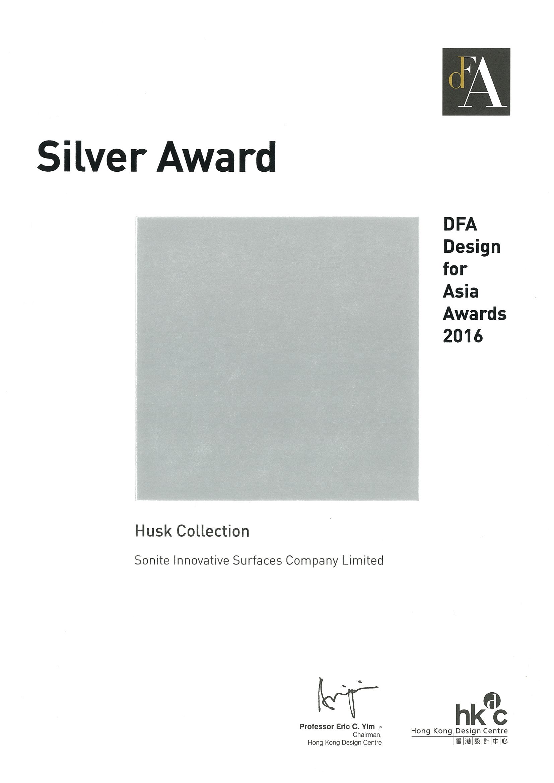 DFA Design for Asia Awards 2016