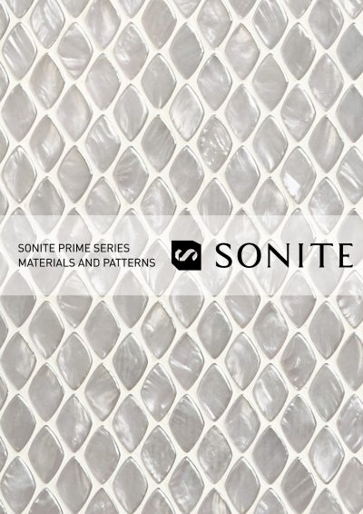 Prime Series Materials and Patterns