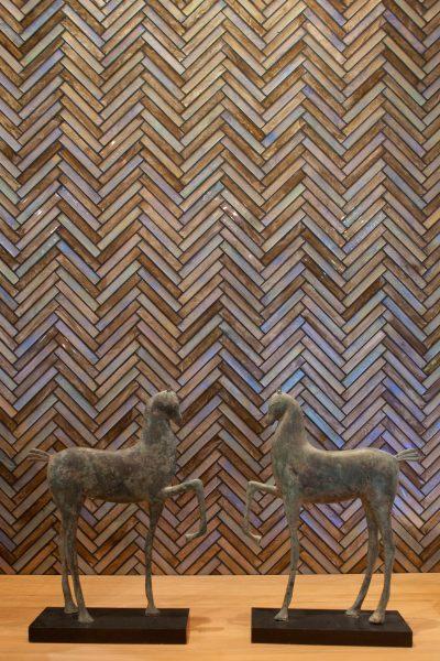 Herringbone 15×100 mm.